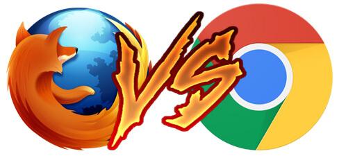 Firefox или Chrome