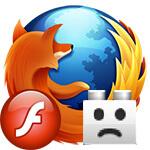 Firefox не показывает видео