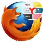 Визуальные закладки Яндекс для Mozilla Firefox