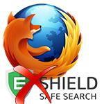 Как удалить Eshield из Firefox