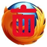 Как полностью удалить Firefox с компьютера
