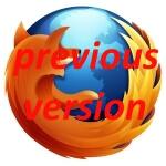 Как откатить Firefox до предыдущей версии