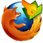 Работа с загрузками в Firefox